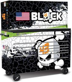 Snapon Ken Block toolbox