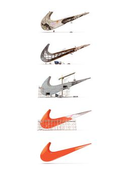 Nike Factory Store Auburn Advertising Agency: US, Sydney, Australia Executive Creative Director: Josh Moore Creative Directo Layout Design, Logo Design, Ad Design, Branding Design, Nike Design, Typography Design, Corporate Design, Anuncio Nike, Beste Logos