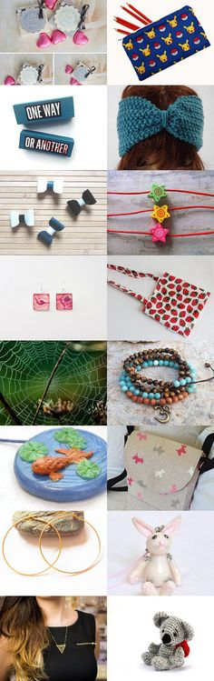 Little Treasures  by Bloomtown Botanicals on Etsy--Pinned+with+TreasuryPin.com