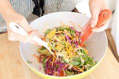 Ginger sesame salad via @Laura Jayson Jayson Miller