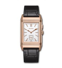 3782520 : Jaeger-LeCoultre Grande Reverso Ultra Thin Duoface Pink Gold
