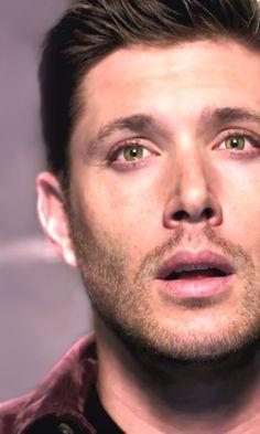 Yum! His eyes are the wrong colour but still yum! Dean - 10x03 Soul Survivor
