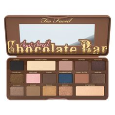 TOO FACED Semi Sweet Chocolate Bar Eyeshadow Palette from MECCA MAXIMA $70.00