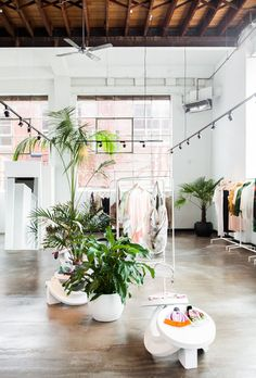 The beautiful new Dagmar Rousset Store.  Photo – Andy Johnson for thedesignfiles.net