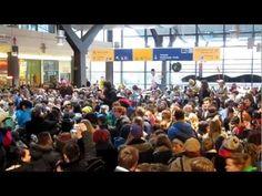 "Flashmob in Potsdam: ""Harlem Shake Potsdam"""