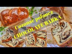 COZONAC POLONEZ CU CIOCOLATĂ - CHOCOLATE BABKA    DULCINELE ❤ - YouTube Chocolate Babka, Macarons, French Toast, Breakfast, Youtube, Food, Morning Coffee, Essen, Macaroons
