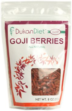 how to eat goji berries to lose weight