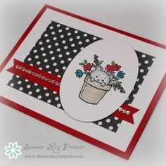Stampin Up Pretty Kitty Card Idea - Shannon Jaramillo Stampinup - Tap the link now to see all of our cool cat collections! Dog Cards, Kids Cards, Baby Cards, Mini Albums, Puppies And Kitties, Dogs, Stamping Up Cards, Animal Cards, Scrapbooking