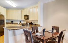 Dining Room Floor Plan 2 At 5600 Wilshire Diningroom Furnished Apartments For Rent Luxury