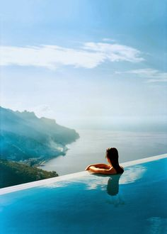 In An Infinity Pool