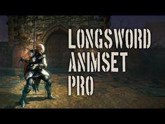 Longsword Animset Pro - Unity - YouTube