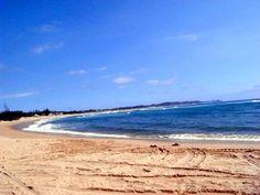 Ponta do Ouro Beach