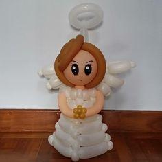 angel balloon
