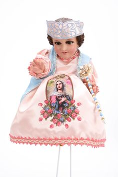 Mexican Wraps, Jesus Clothes, Mexican Fabric, Old Shoes, Baby Shower, Shirt Embroidery, Baby Jesus, Small Gifts, Harajuku