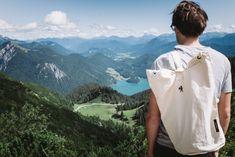 Krymská Sailor Bag in the Bavarian Alps Alps, Sailor, Mountains, Bag, Nature, Travel, Naturaleza, Viajes, Destinations