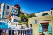 Korifi Suites - Gallery Mediterranean Plants, Greece Hotels, Photo Galleries, Gallery, Building, Outdoor Decor, Home Decor, Art, Art Background