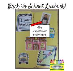 Monday Markdown- 7/28, Back To School Lapbook