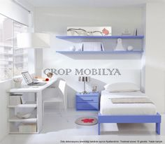 Genç Odası Takımları Projects To Try, Loft, Bedroom, House, Furniture, Home Decor, Rooms, Baby, Girl Rooms