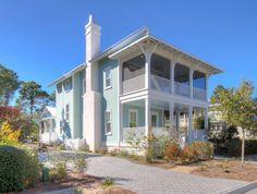 The Little Beach House - WaterColor, Florida