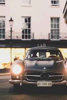 sea cowboys - gentlemansessentials:    Mercedes Benz  ...