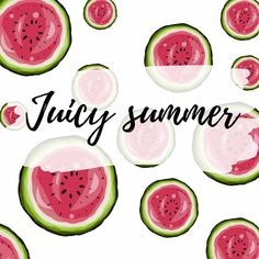 """𝐁𝐘𝐍 on Instagram: """"🍉 we love it 🍹"""" Our Love, Illustrations, Studio, Instagram, Illustration, Studios, Paintings"""
