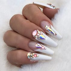French Manicure Cute Nail Designs Picture 2