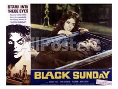 Black Sunday, Barbara Steele, 1961 Movies Photo - 61 x 46 cm