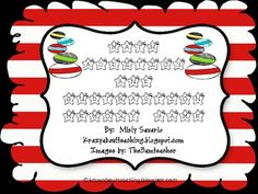 This math center can be used for grades Kindergarten-2nd.  It reinforces common core-Operations and Algebraic thinking.  It is a very colorful cent...