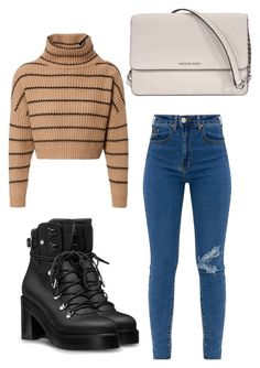 """""""Untitled #269"""" by ninaellie on Polyvore featuring Brunello Cucinelli and Michael Kors"""