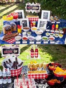 Awesome summer idea-hot dog bar! I know its terrible I love hot dogs so much....but I dooooo. And corndogs, sorry! :/