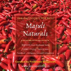 Northeast India, Facebook Instagram, Chutney, Pickles, Vegetables, Food, Essen, Vegetable Recipes, Meals