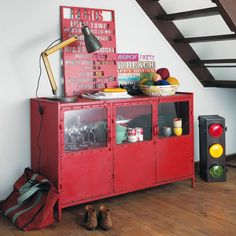 Muebles y Decoración de estilo industrial, loft y fábrica | Maisons du Monde