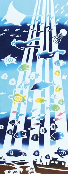 Japanese Hand Towel 100/% Cotton HAMAMONYO Tenugui /'Japanese Sword of SAMURAI/'