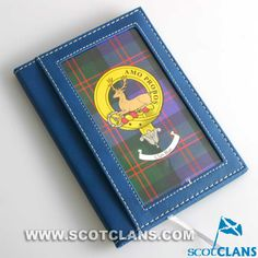 Blair Clan Crest Notebook