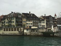 Cutest little city I've ever been to! Switzerland, Mansions, House Styles, City, Home Decor, Decoration Home, Manor Houses, Room Decor, Villas