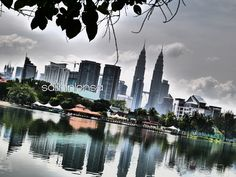 This picture was taken at Taman Tasik Titiwangsa. One of the lake garden in Kuala Lumpur, Malaysia. Most people went jogging and do recreational activities here.