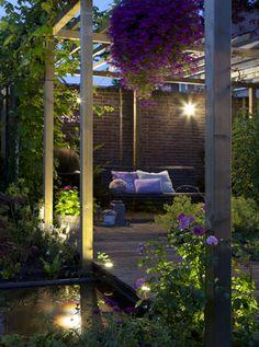 Het mooiste sfeerlicht voor de tuin. www.inlite.nl