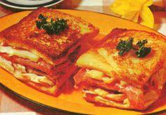 ... | Reuben Sandwich, Egg Salad Sandwiches and Monte Cristo Sandwich