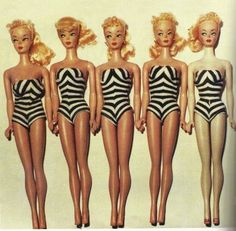 Vintage Barbie Dolls you-re-a-doll