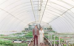greenhouse inspiration shoot photographed by Tyler Rye Photography
