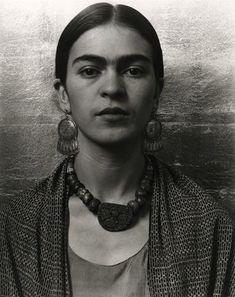 Mexican artist Frida Kahlo