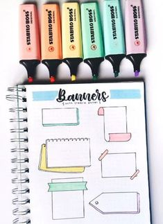 37 Easy Bullet Journal Ideas To Well Organize 038 Accelerate Your Ambitious Goal. - Vanlife - 37 Easy Bullet Journal Ideas To Well Organize 038 Accelerate Your Ambitious Goals Accelerate Ambiti - Bullet Journal School, Bullet Journal Headers, Bullet Journal Banner, Bullet Journal Writing, Bullet Journal 2019, Bullet Journal Aesthetic, Bullet Journal Notebook, Bullet Journal Ideas Pages, Bullet Journal Inspiration