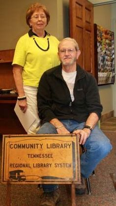 Demand for Library Services Grows    Seymour branch of the Sevier County Public Library System