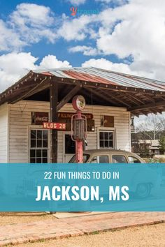 With a Deep South Blues history and complicated slavery and Civil Rights history, there's a lot to see and learn in this southern city! Check out the full list and start planning your trip on our blog. #Jackson #Mississippi #USA #CivilRights #RVTrips #RoadTripIdeas #USRoadTrips #FamilyTravel