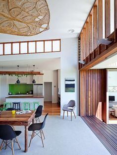 Spotted Gum Within This Natural Light Filled Home Designed By Bark Design Architects For More Info On Our Online Interior Course Visit The