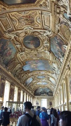 Louvre - Museu do Louvre - Paris | França