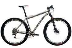 My husband wants one if anybody has a spare. :)   Litespeed Bicycles :: COHUTTA TI 2012