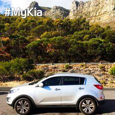 #Sportage is ready for the rocky roads and the wild! #MyKia #Kia