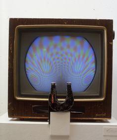 Nam June Paik, Magnet TV, 1963-1965.  SAIC Sound Colloquium Talk