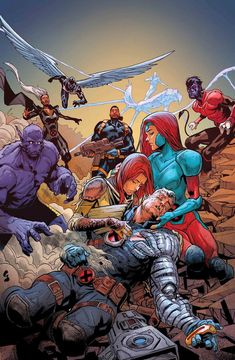In the wake of Cable's death, his adopted daughter Hope Summers is attempting to deal with her loss – but a dark and terrifying path beckons her, and the X-Men's own Jean Grey may be her only hope for survival! Marvel fuck you. Marvel Video Games, Marvel Games, Comic Games, Xmen Comics, X Men, Ms Marvel, Jean Grey, Character Drawing, Comic Character